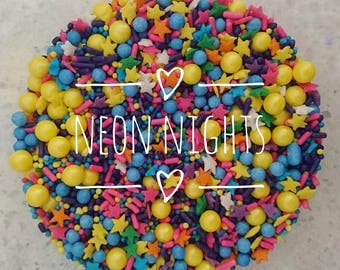 Neon Nights | Sprinkle Medley