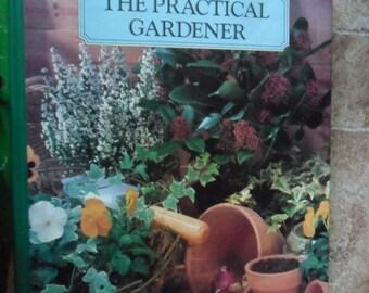 Vintage 1993 Reader's Digest THE PRACTICAL GARDENER Book - excellent condition