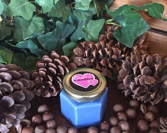 Handmade Country Clothesline 4 oz Soy Candle