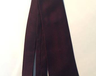 BREUER CROSSWORD tie