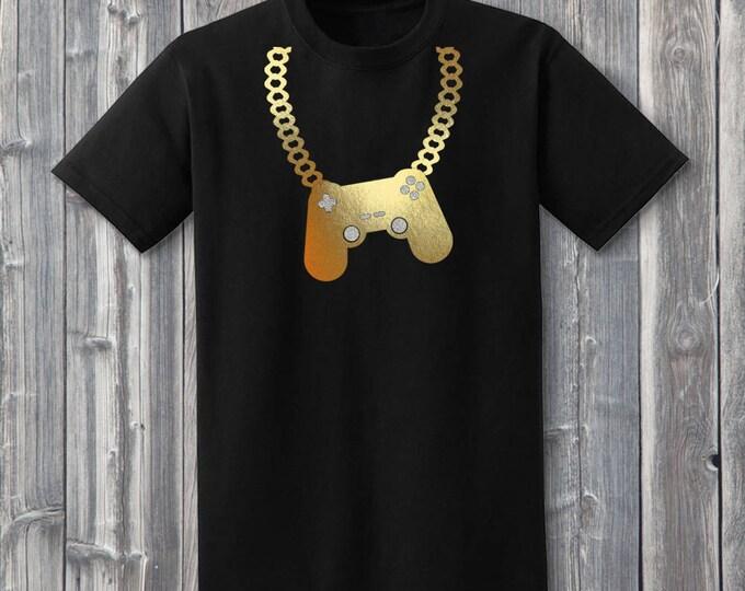 Controller Bling 100% Soft Cotton Gamer Shirt