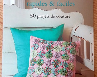 Quick and easy cushions