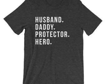 Husband shirt | Husband tee | Daddy shirt | Daddy tee | Father's Day t-shirt | Father's Day gift | Father's Day shirt | Father's Day tee
