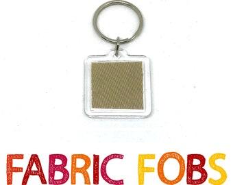 Richard Pryor Personal Wardrobe Relic Keychain - Fabric Fobs - Worn by Pryor!