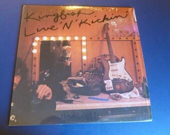 Kingfish Live' N' Kickin Vinyl Record JT-LA732-G  United Artists 1977