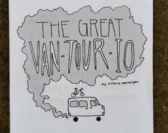 The Great Vantourio - issue 0