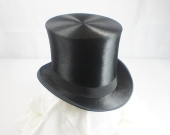 Extra tall Silk Top Hat, Size 7 | 57