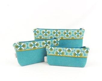 """Small cosmetic case """"Blue"""""""