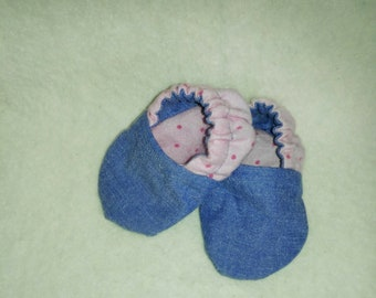 Baby soft cloth shoe