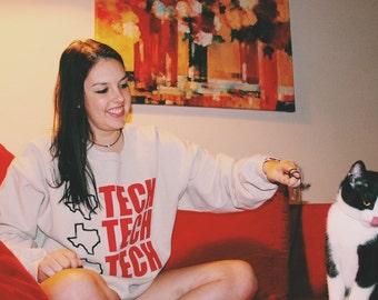 Texas College Sweatshirt