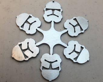 Stormflake Ornament
