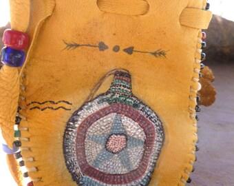 Drink the Sacred Medicine Bag