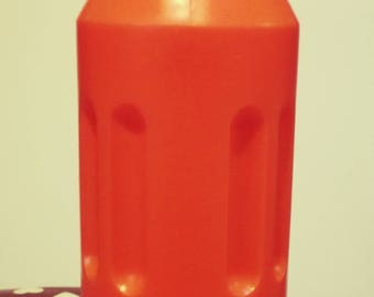 vintage Thermo orange bright GEZI brand new made in Germany (3/4 L)