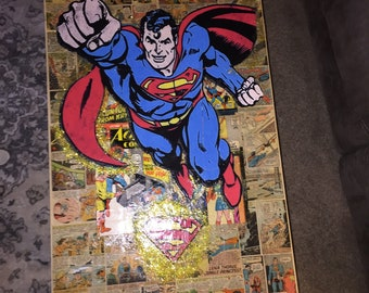 Superman table top
