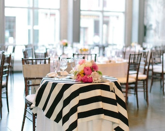 Black And White, Striped Overlays, Kate Spade, Fatheru0027s Day, Bridal Shower,