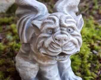 Gargoyle statue | Etsy