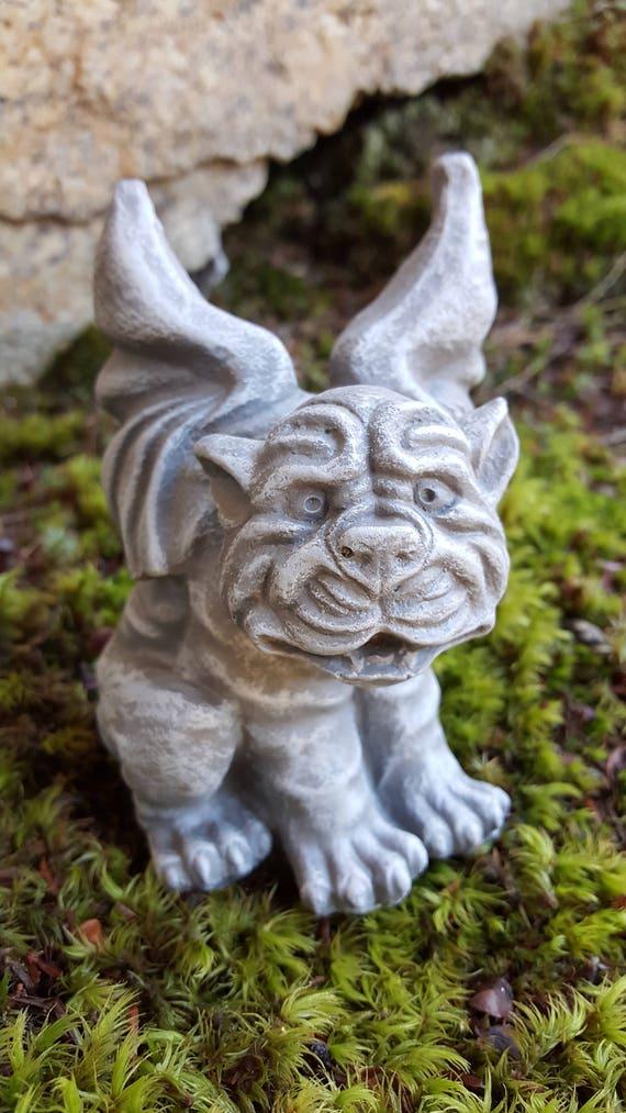 Gargoyle Garden Decor Dog Gargoyle Garden Statue Winged