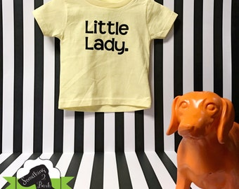 Little Lady Kids Shirt
