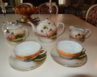 JAPAN SHOFU TEA Set