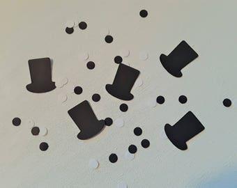 Top Hat Confetti