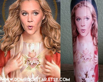 Amy Schumer Saint Candle