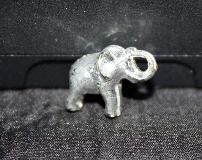 Vintage Plastic ELEPHANT Charm Cracker Jack Toy Prize
