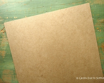 "25 8x10"" 50pt chipboard sheets: (203 x 254 mm) chipboard for photos/prints, recycled, (.050"", 1mm thickness), rigid chipboard, heavy weight"
