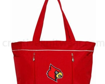 School Mascot Diaper Bags (many schools available)