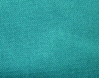 "Green Polyester Satin Fabric 60"" Wide Per Yard"
