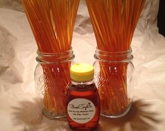 Wildflower Honey Straws