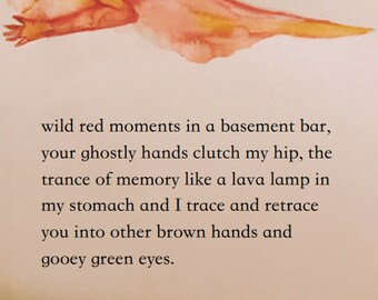wild red moments