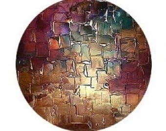 30mmm, abstract bronze