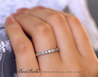 ring beaverbrooks jewellers wedding platinum jewellery the bands context eternity diamond half large band semi rings