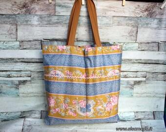 Bag travel,shopping bag, bag canvas, reusable bag, bag sport, bag cloth, shopping bag, pocket, bag shoulder, bag tote, handmade.