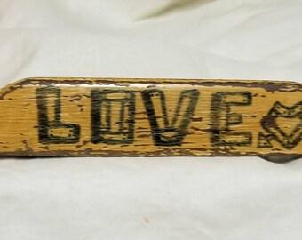 Love  Drawer Pull