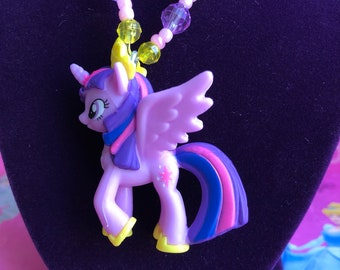 My Little Pony Twilight Sparkle Necklace