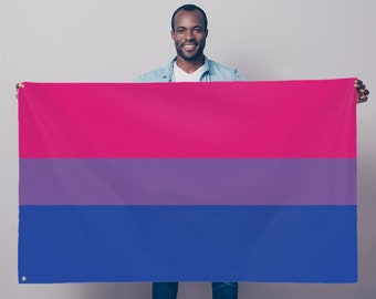 Gay Pride Flag, Flag 3x5, Bisexual Pride, Flags Pride, LGBT, Wall Flag, Flags Rave, Gay Pride Gifts, Gay Pride Rave, Gay Pride Wall Art,