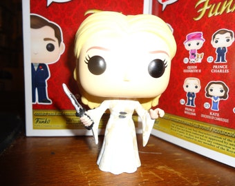 Once Upon a Time Camelot Emma Custom Funko