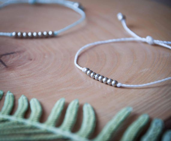 Friendship Sterling Silver bracelet