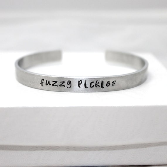 Fuzzy Pickles, Earthbound Bracelet, Retro Gaming, Gamer Jewelry, Gamer Bracelet