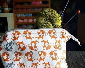Small Foxy Retreat bag
