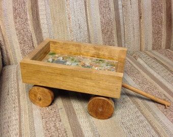 Re-Done It wood wagon