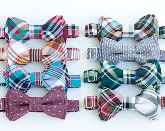 Bow Tie, Boys Bow Tie, Bow Ties, Baby Bow Ties, Bowtie, Bowties, Ring Bearer, Bow ties For Boys, Ties - Fall/Winter Collection