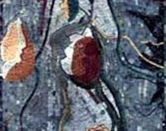Mosaic Art - Abstract Florals