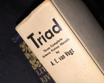 1951 Triad Book