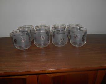 Libby Silverlight Silver Glasses (Rocks)