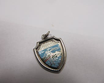 Vintage Sterling Silver 1000 Islands Charms W #638