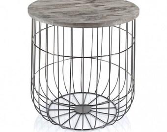 Wire basket Base
