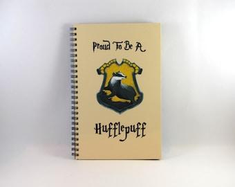 Hufflepuff Journal/Notebook