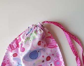 En vente * «livraison immédiate», maternelle, école maternelle, sac à linge